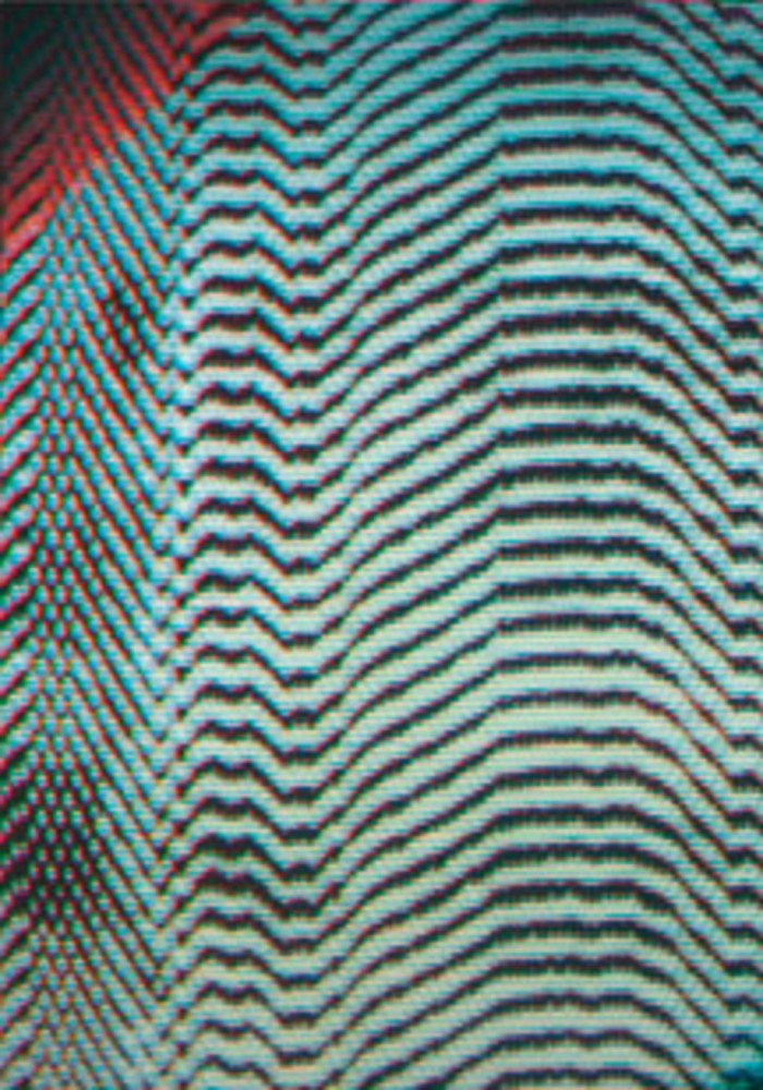 Tauba Auerbach - Static 19