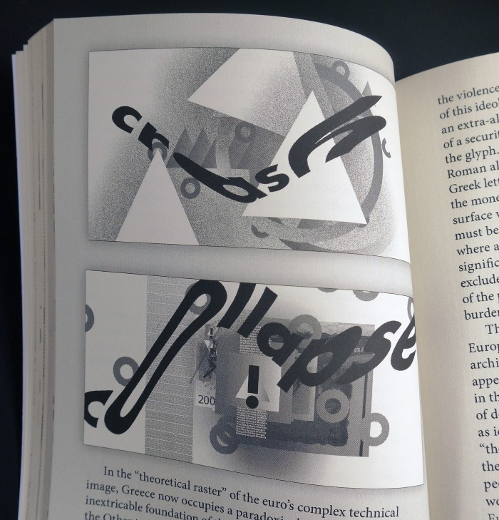 Image of journal spread: Greece